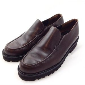 Paul Green Vibram Sole Loafers 8- N101@&